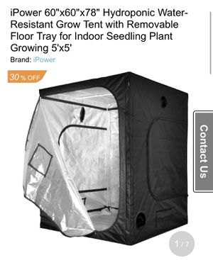 Hydroponic grow tent for Sale in Nashville, TN