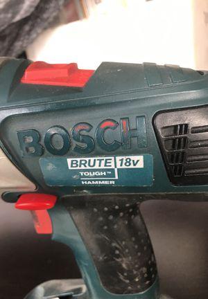 Bosch cordless drill for Sale in El Cajon, CA