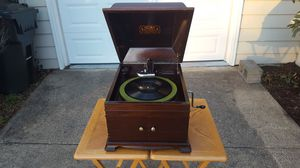 1920 Victrola Tabletop Phonograph Antique Record Player for Sale in Fairfax, VA