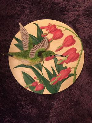 Hummingbird plaque for Sale in York, PA
