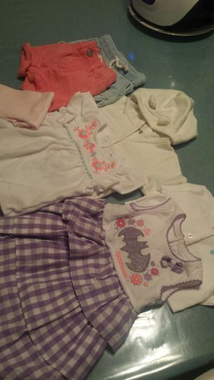 Baby Girl Clothes 6-9 MONTHS $8 for Sale in Vista, CA