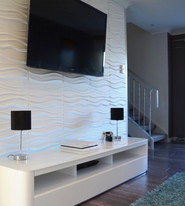 Textured Wave Modern Wall Decor Furniture In Pembroke Pines Fl Offerup
