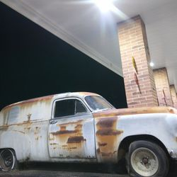 1950 Chevy Sedan Delivery/Barn Find Thumbnail