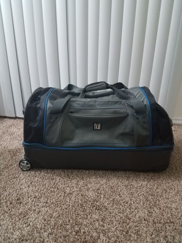 64d59b412e FUL Workhorse Rolling Duffel Bag for Sale in Dallas