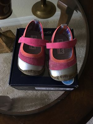 Baby shoe size 3-girl -Stride Rite for Sale in Cary, NC