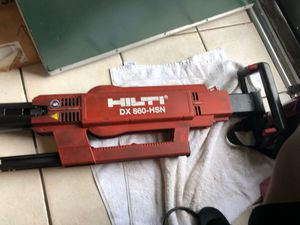 Power actuated tool USED for Sale in Orlando, FL