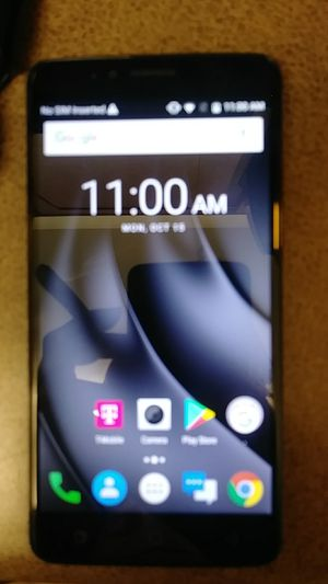 Unlocked T-Mobile revvl plus for Sale in Arlington, VA
