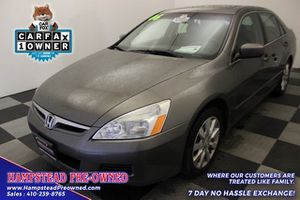 2006 Honda Accord Sdn for Sale in Frederick, MD