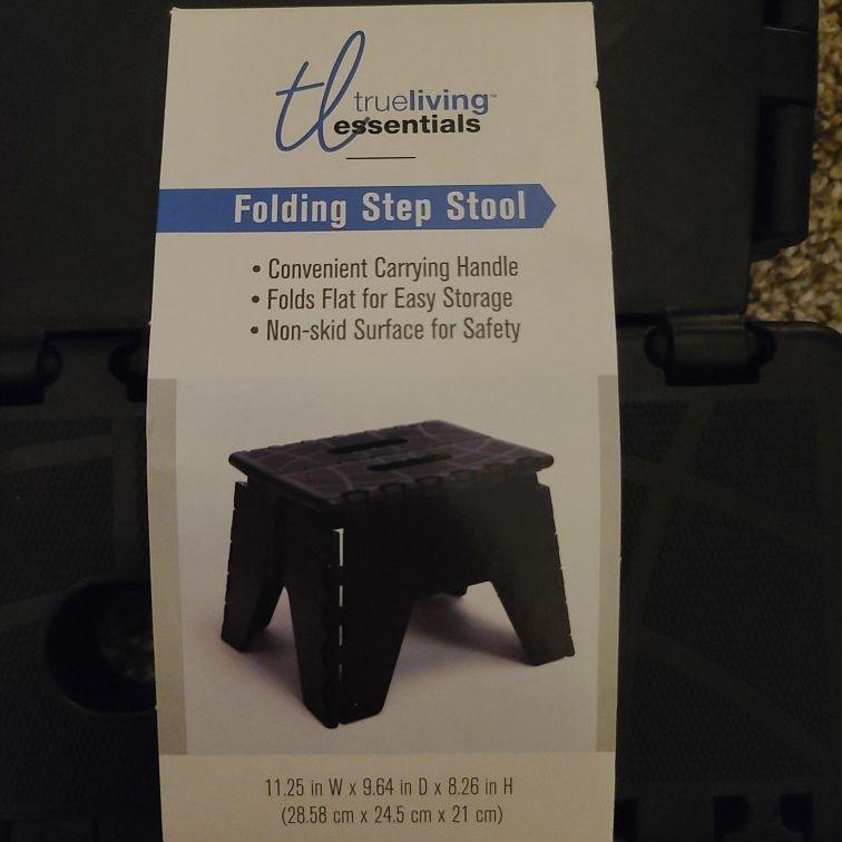Step Stool New