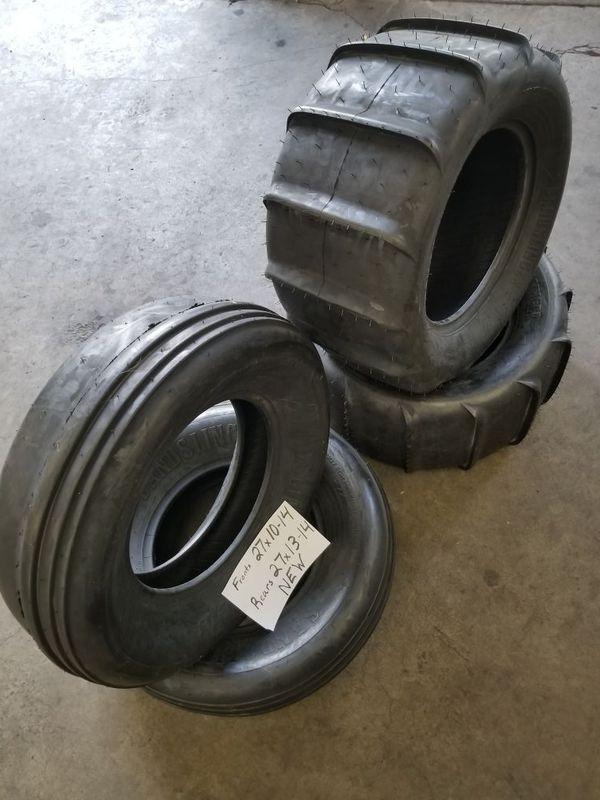UTV sand tires SAND SLINGER for Sale in Portland, OR - OfferUp