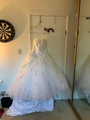 9e6c404fa0 New and Used Wedding dresses for Sale in Hayward