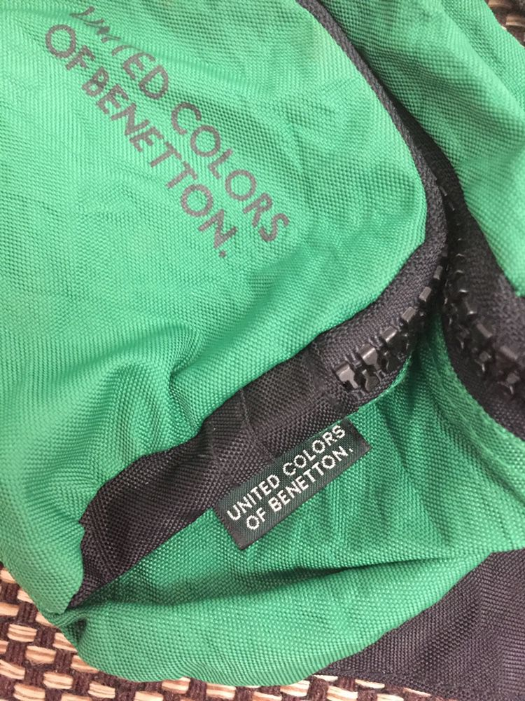 Vintage United Colors Of Benetton Waist Pack
