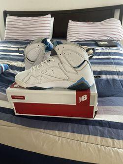 Air Jordan French Blue 7 Size 10 Thumbnail