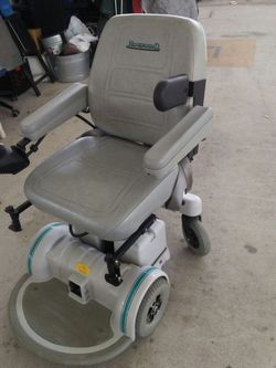 Hoveround MPV4 mobility chair Thumbnail
