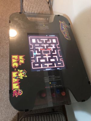 Beautiful new table top video game With 60 games for Sale in Kent, WA