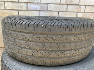 Photo 16 and 17 inch tires