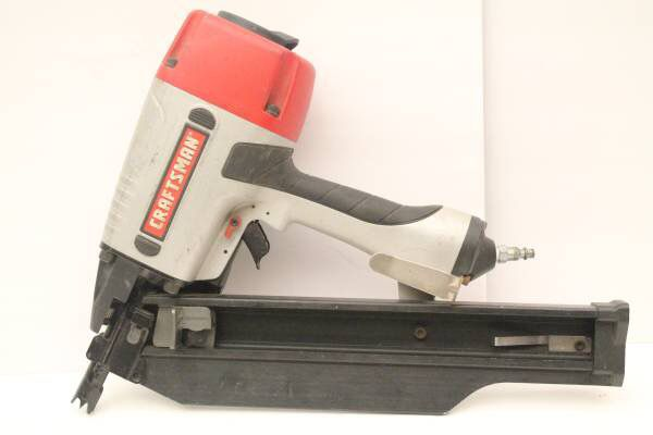 Craftsman Clipped Head Angle Framing Nailer 351.181790 -NICE (Tools ...