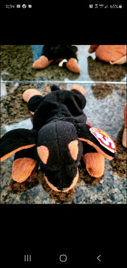 All 3 Retired TY Beanie Babies Classic Original Collectors Thumbnail
