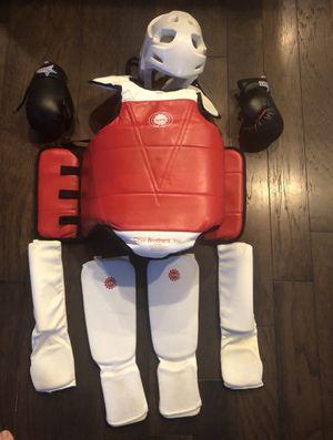 Kids Taekwondo Gear - Complete Set for Sale in Aldie, VA