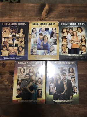 Friday Night Lights Series - Complete Set for Sale in Nashville, TN