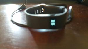 Fitbit charge HR - used working condition for Sale in Ijamsville, MD