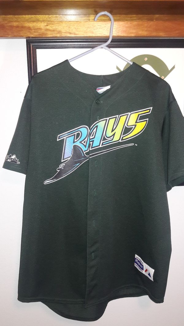 sports shoes 5e771 5df6f Devil Rays Throwback Jersey for Sale in Brandon, FL - OfferUp
