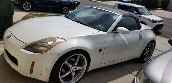 2004 Nissan 350Z Convertible (Cars & Trucks) in San Marcos, CA - OfferUp