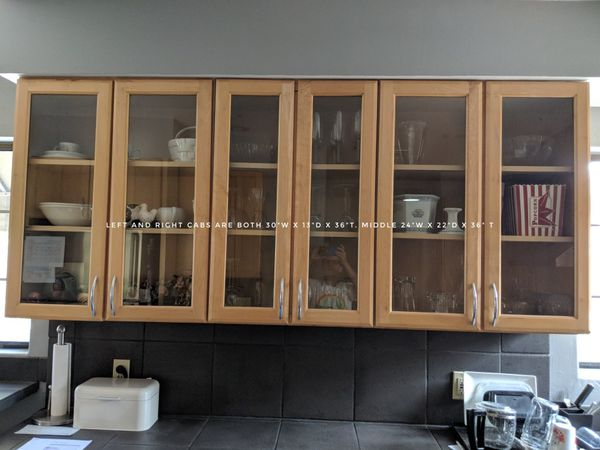 Maple kitchen cabinets for Sale in Phoenix, AZ - OfferUp
