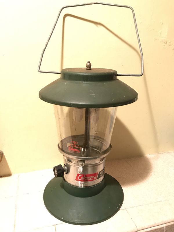 Coleman Propane Lantern for Sale in Milford, MA - OfferUp