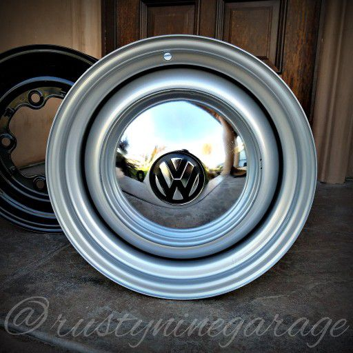 "15"" VW Smoothie Wheels For Volkswagen Bug Smoothies Rims"