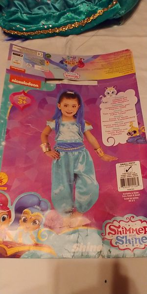 shimmer shine halloween costume for sale in temple