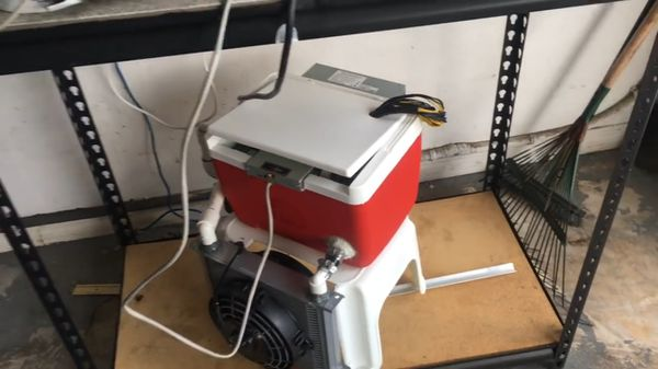 Noiseless immersion cooler! Mineral oil ASIC miner liquid immersion cooling  Antminer S9 for Sale in Parkland, FL - OfferUp