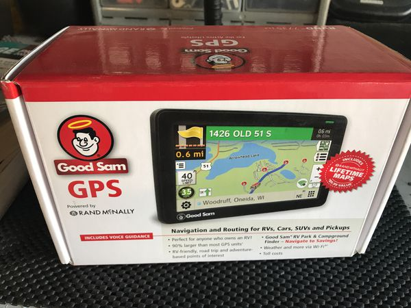 Rand McNally rv gps for Sale in San Jose, CA - OfferUp