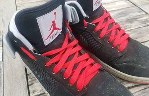 Photo Air Jordan 1 Retro 89 'Black Fire Red Cement' Size 10.5