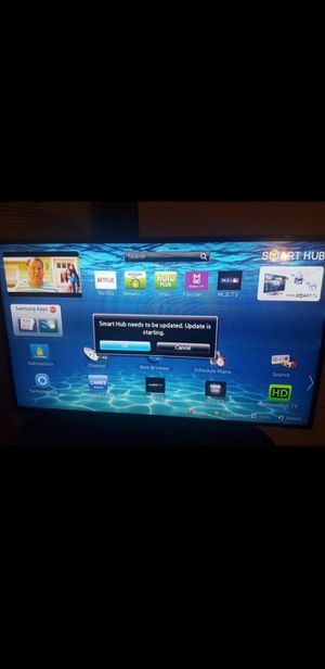 55 inch Samsung Smart TV 1080p for Sale in Washington, DC