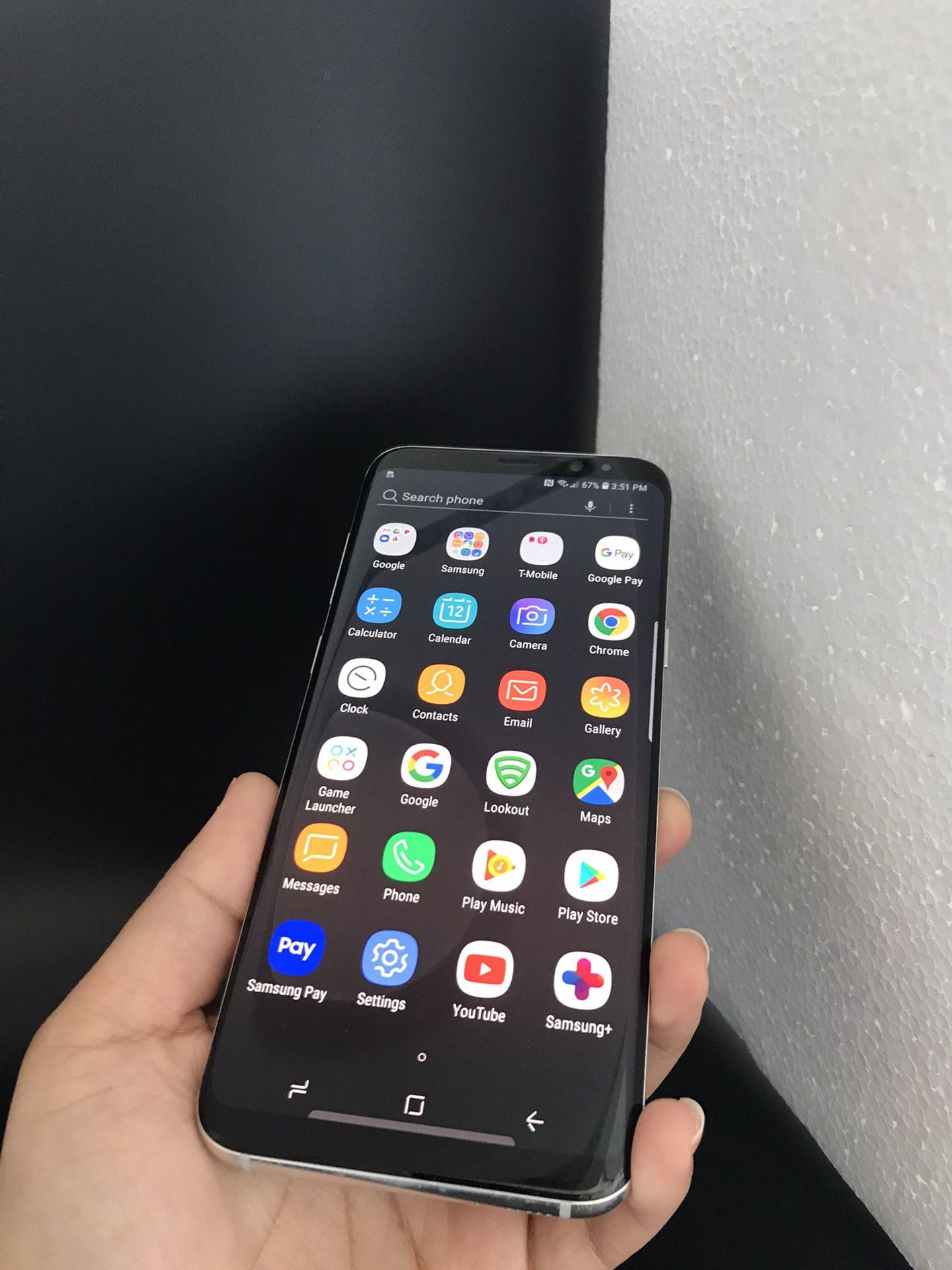 Samsung Galaxy S8 Plus 64gb Unlocked Warranty