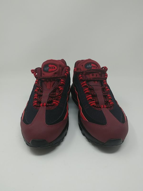 06713038d6 Brand new Nike Air Max 95 Essential Team Red / Black-University Red mens  size 10