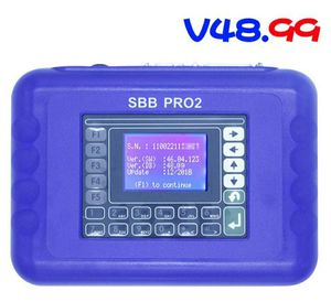 Photo SBB Pro2 V48.99 Key Programmer, Updated to 12/2018,Support New Cars up to 2017