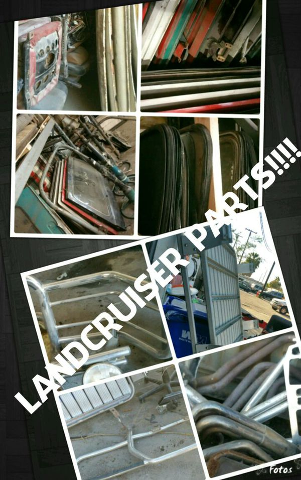 Toyota Landcruiser Parts!!! for Sale in Gardena, CA - OfferUp