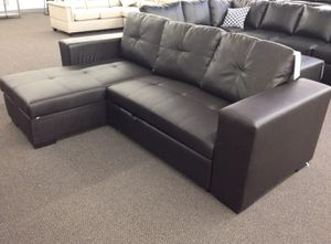 Brand new convertible sectional/with pull out bed for Sale in Silver Spring, MD