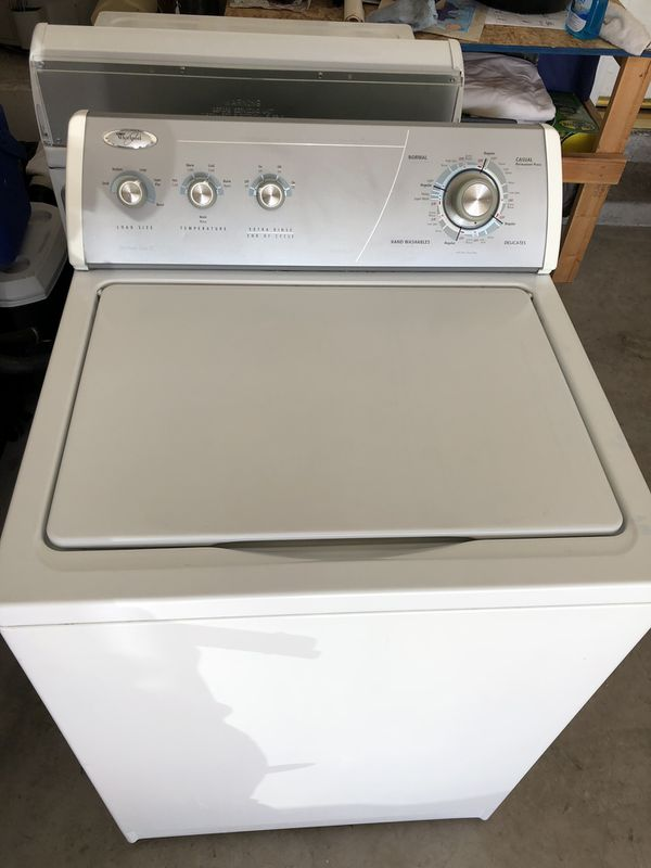 Offerup Las Vegas >> Whirlpool Washer & Gas Dryer for Sale in Las Vegas, NV - OfferUp