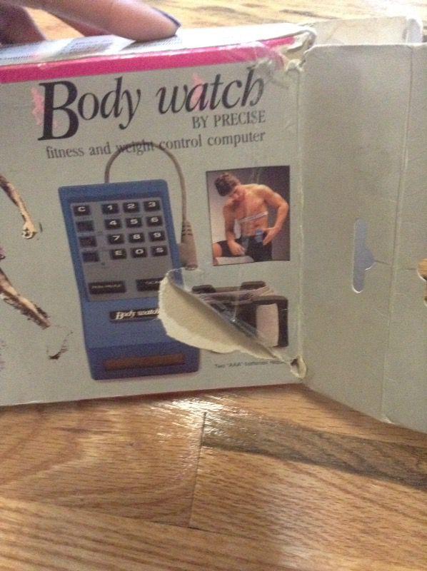 Body watch