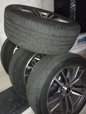 """18"""" Wheels & Goodyear tires from 2015 Mustang for Sale in Lynchburg, VA"""