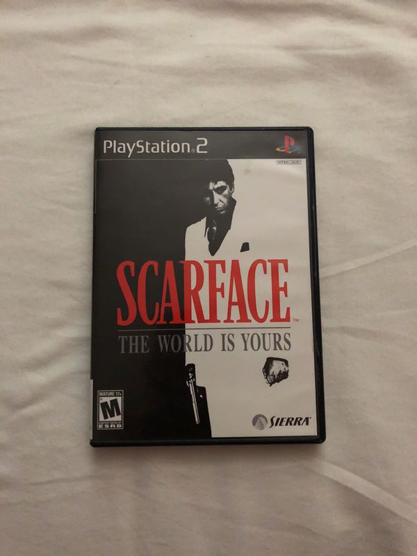 scare face ps2