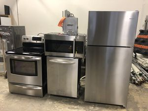 Stainless steel combo Seth's for Sale in Chantilly, VA