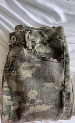 camo skinny jeans Thumbnail