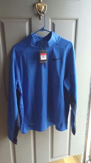 New nike blue pullover large for Sale in Manassas, VA