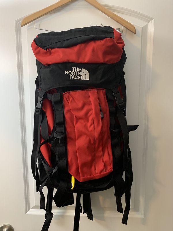776437faf Vintage North Face Internal Frame Backpack Hiker skiing for Sale in  Richmond, VA - OfferUp
