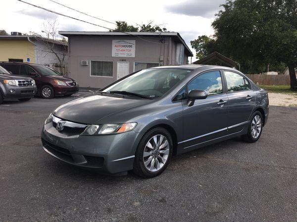 2009 Honda Civic Ex For Sale In Tampa Fl Offerup