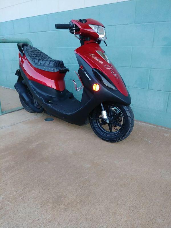 Sym Dd50 For Sale In Waianae Hi Offerup